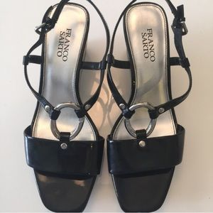 Franco Sarto Women's Sandals never worn size 8.5